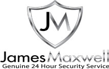 James Maxwell Security Services London UK